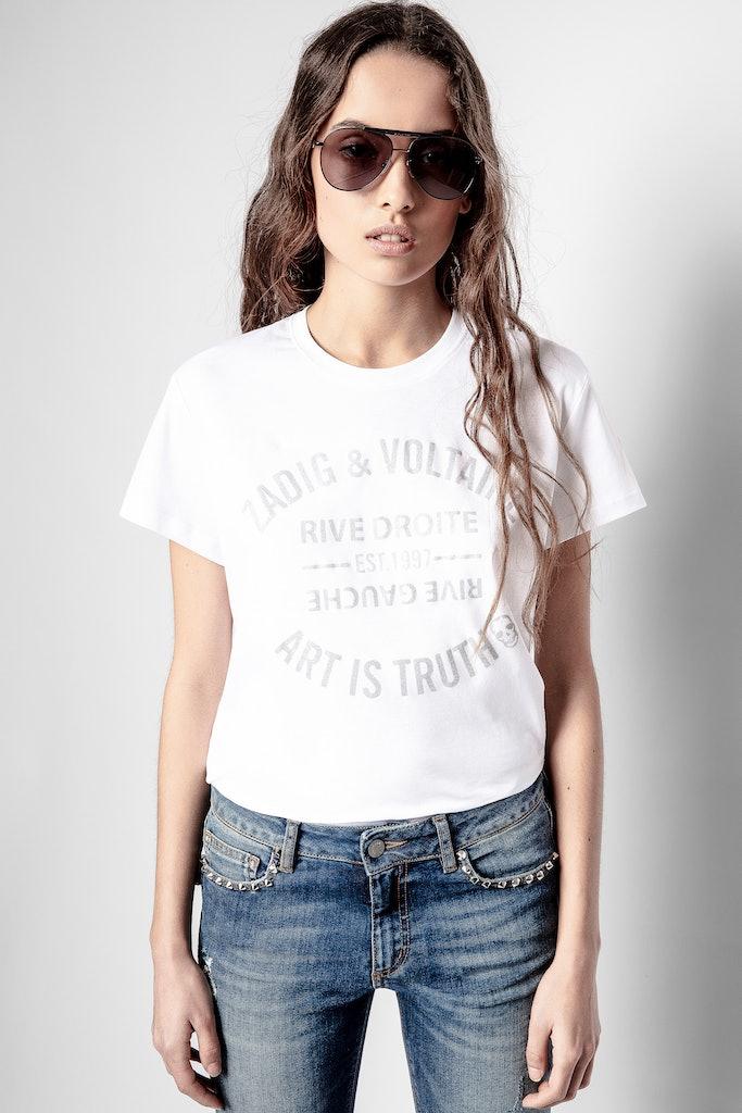 T-Shirt Zoe ZV Blason