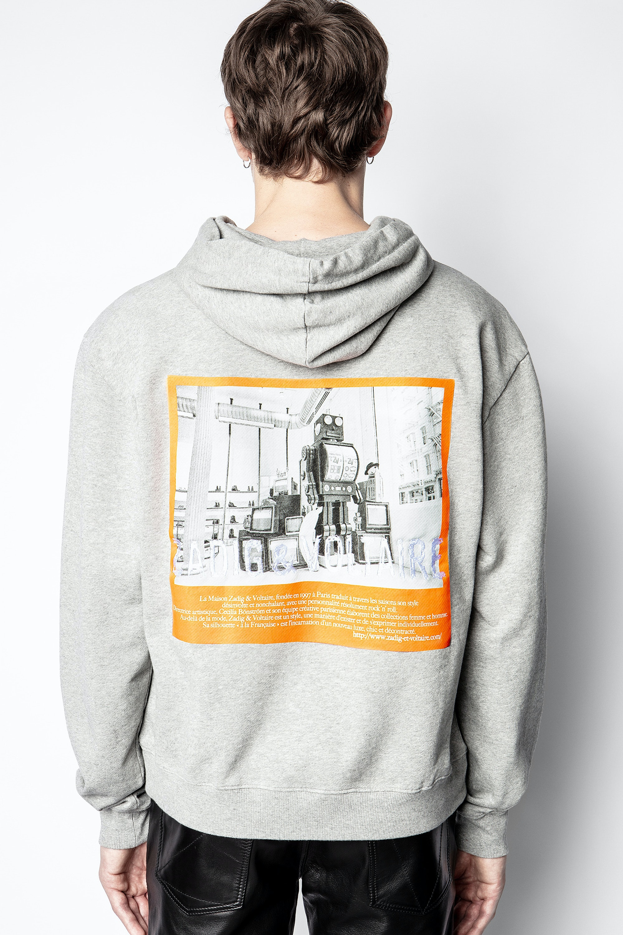 Storm Photoprint Sweatshirt