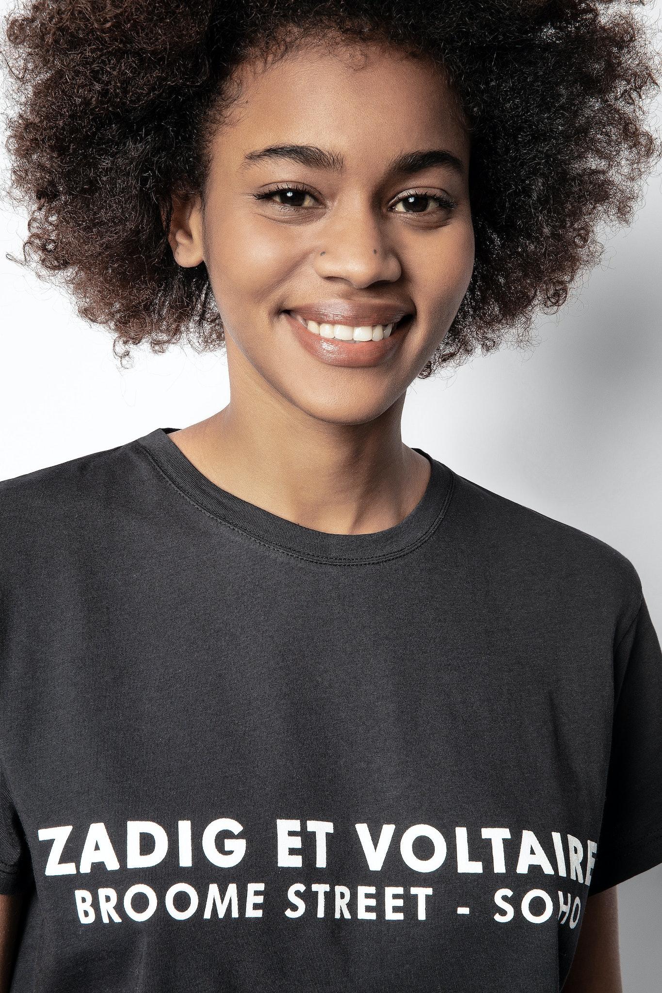 T-Shirt Zoe ZV Address