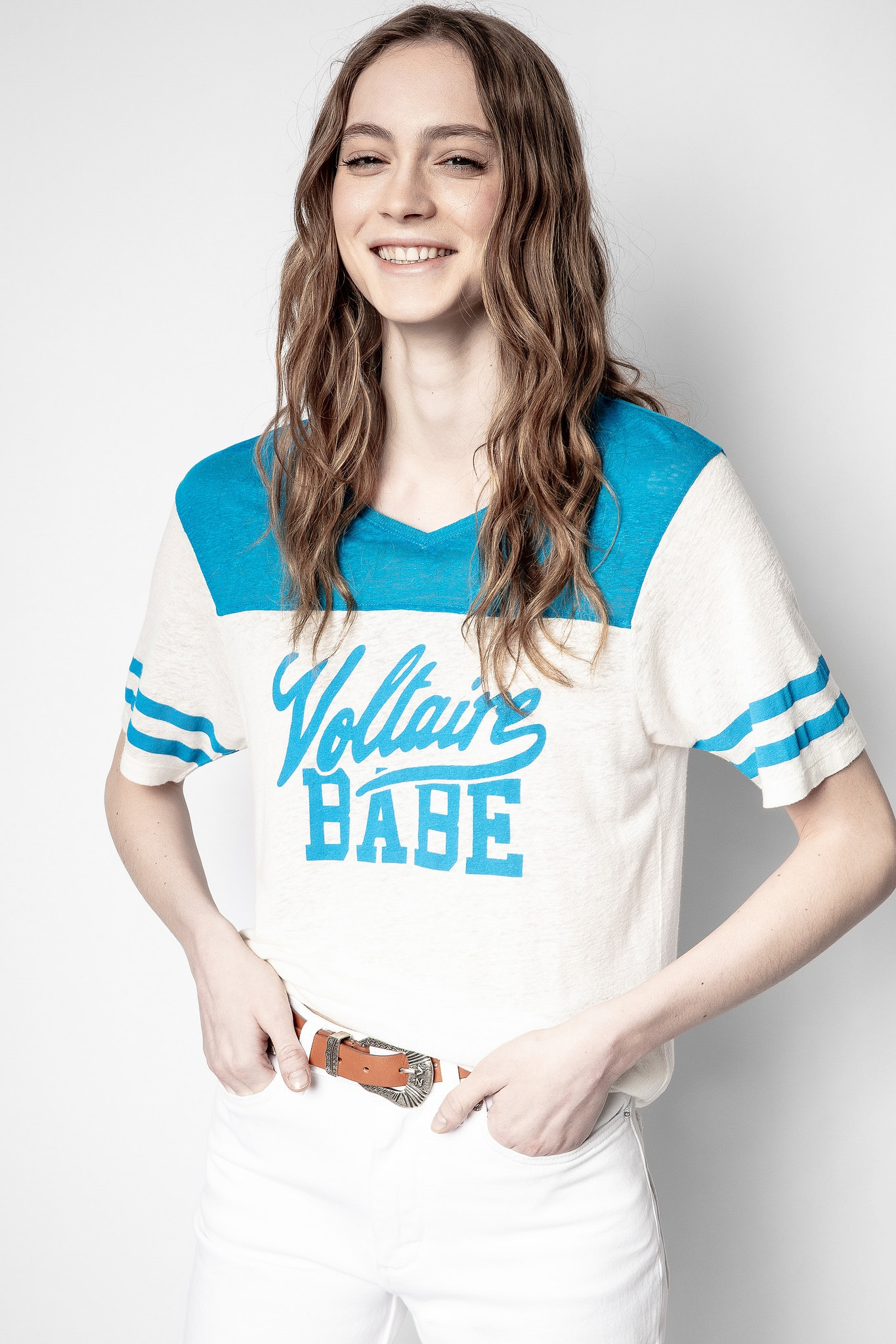 T-shirt Noya Voltaire Babe