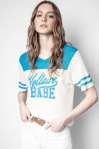 Noya Voltaire Babe T-shirt