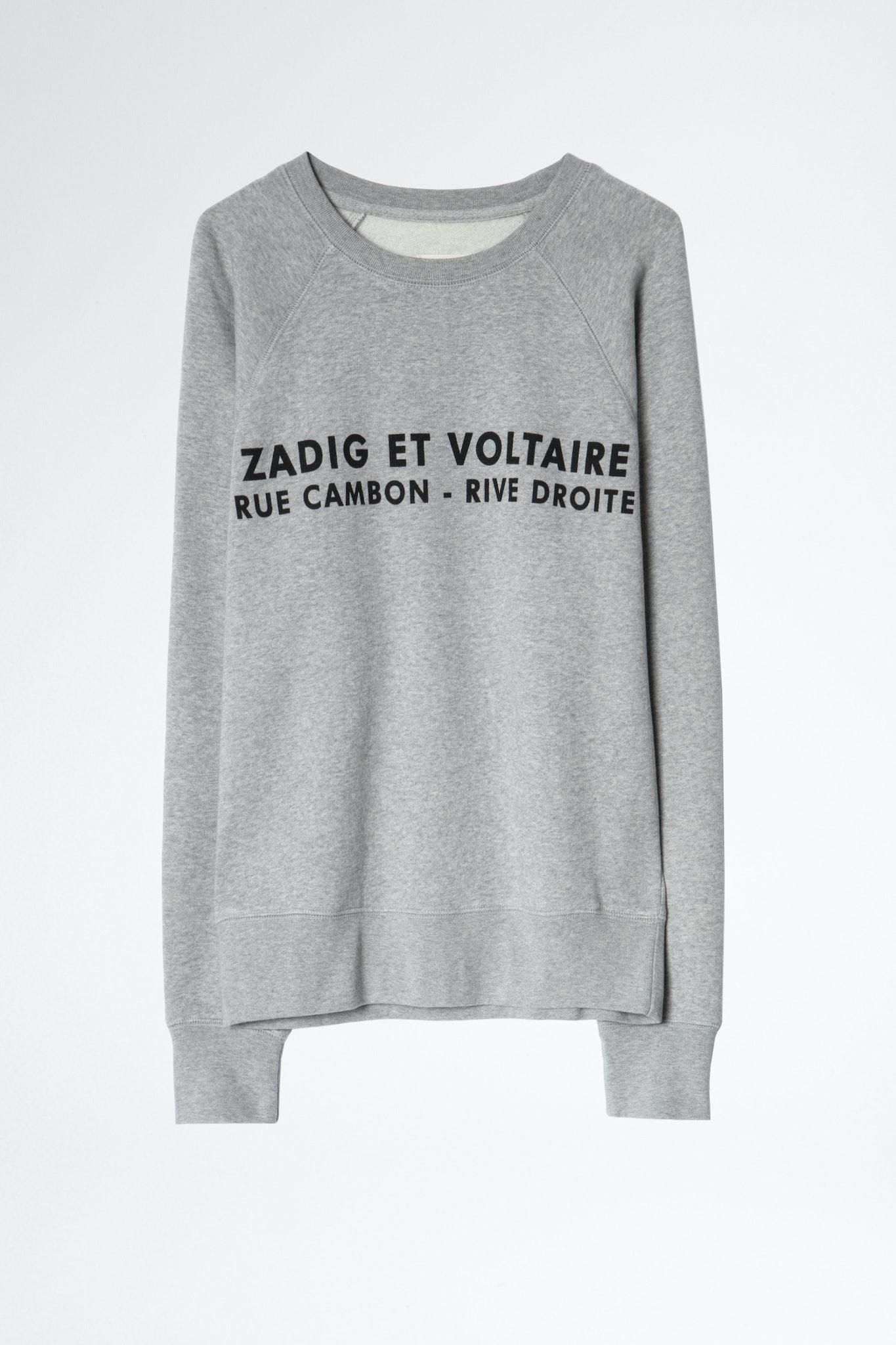 Upper ZV Address Sweatshirt