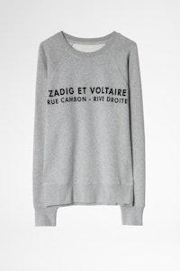 Sweatshirt Upper ZV Address