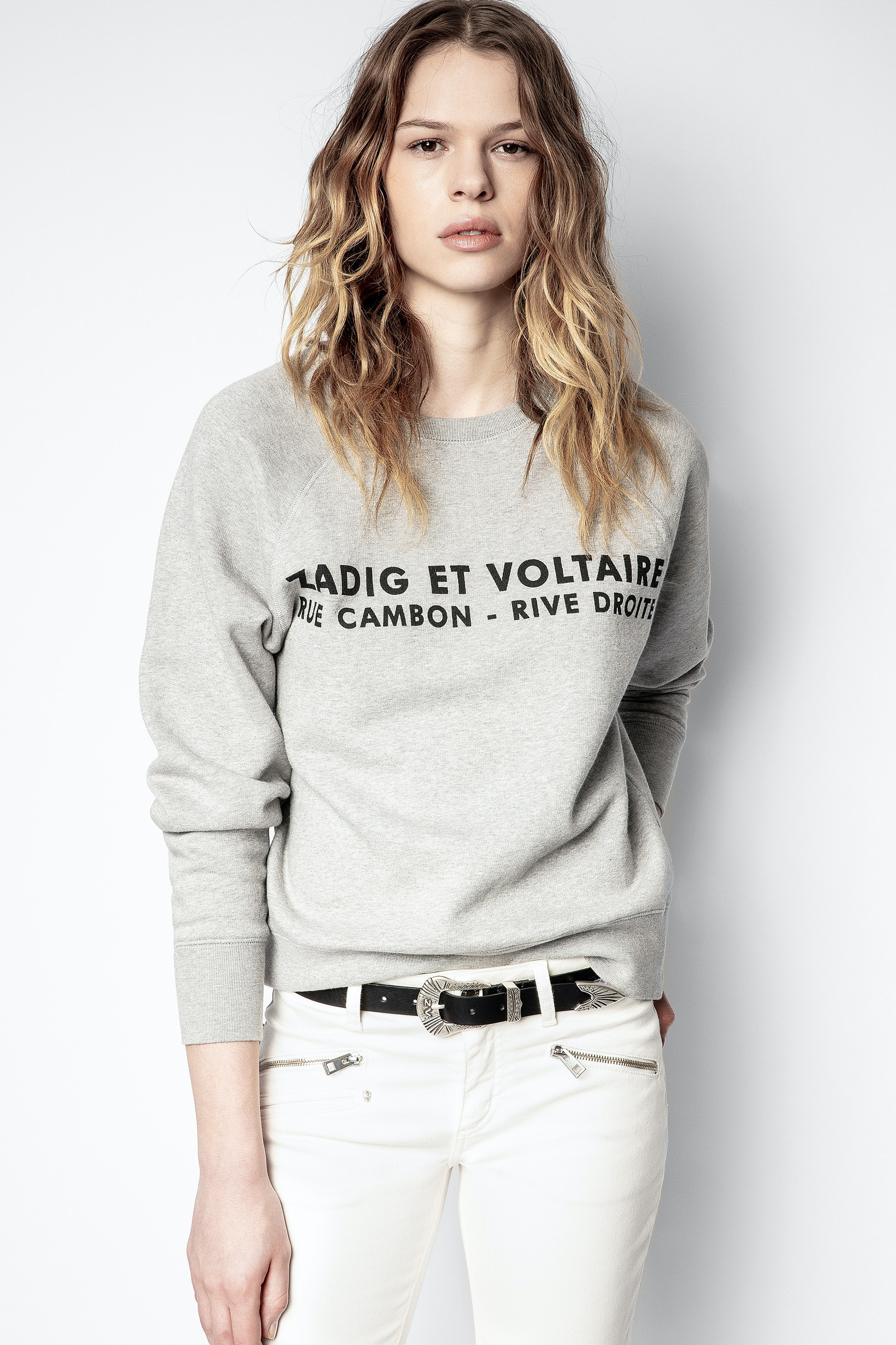 Sweatshirt Upper ZV Address