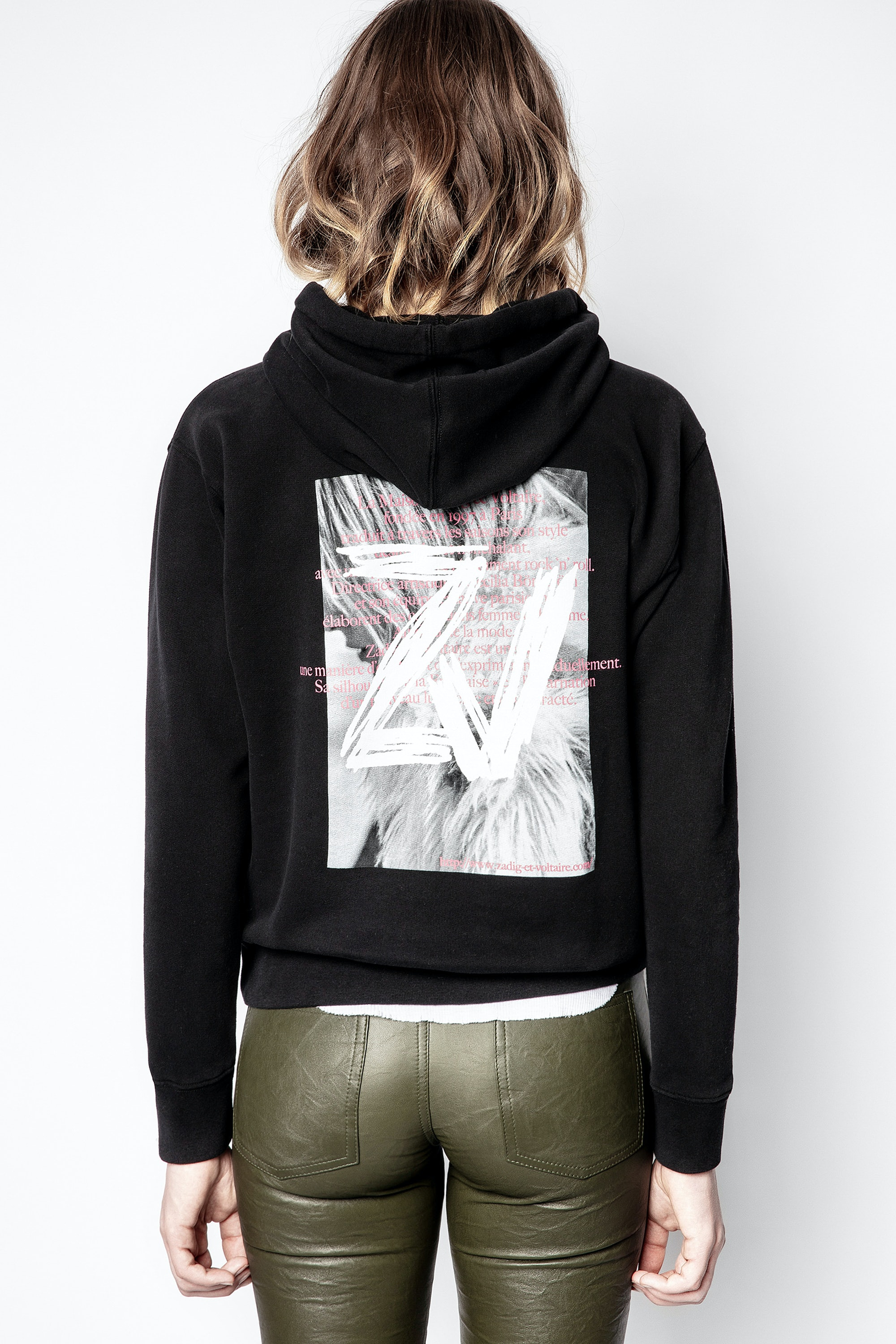 Spencer Photoprint Sweatshirt