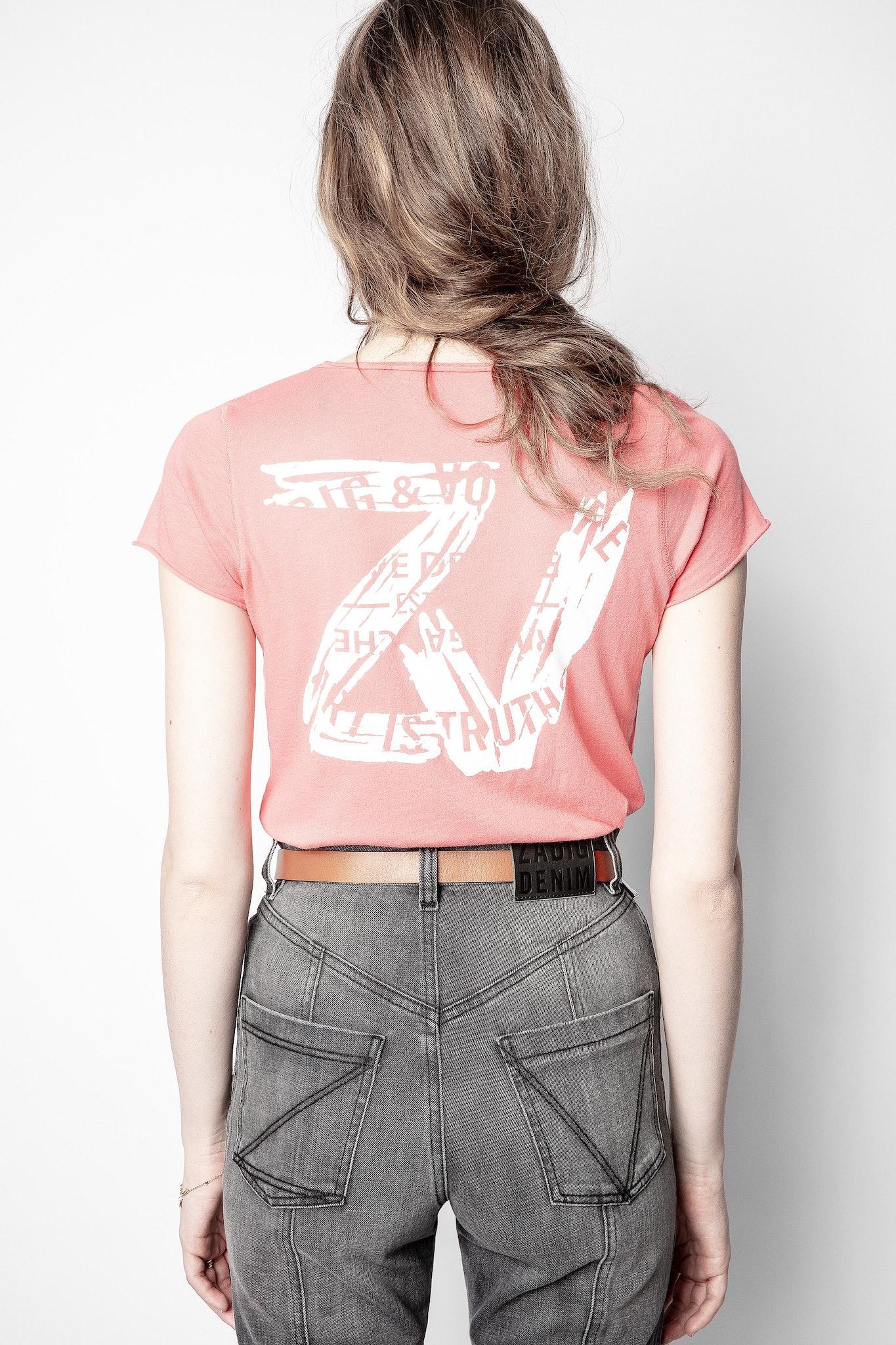 Henley-Shirt ZV Blason