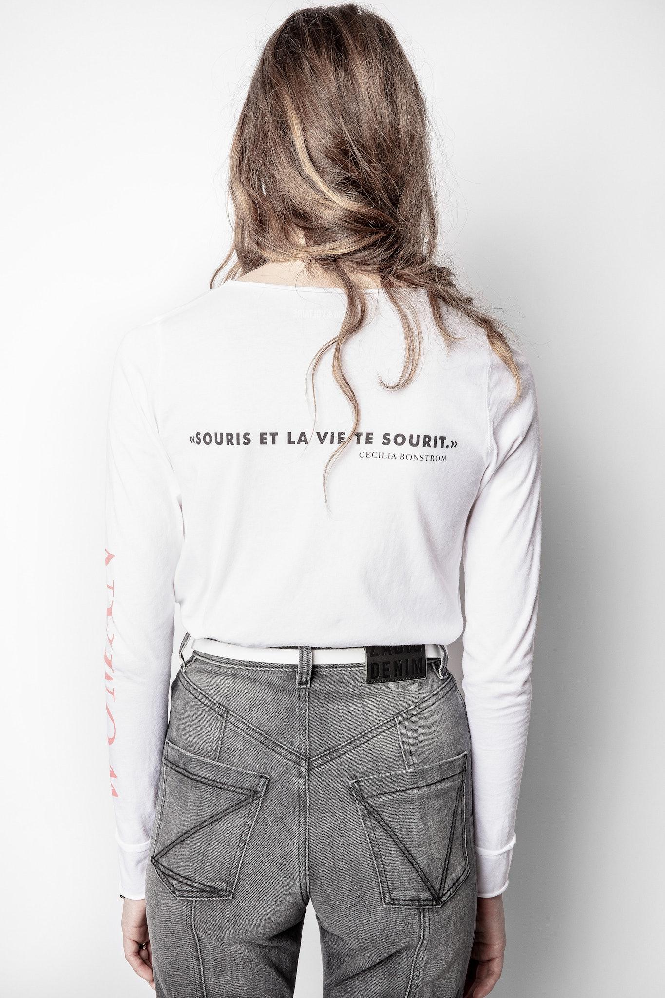 Henley-Shirt Zitat