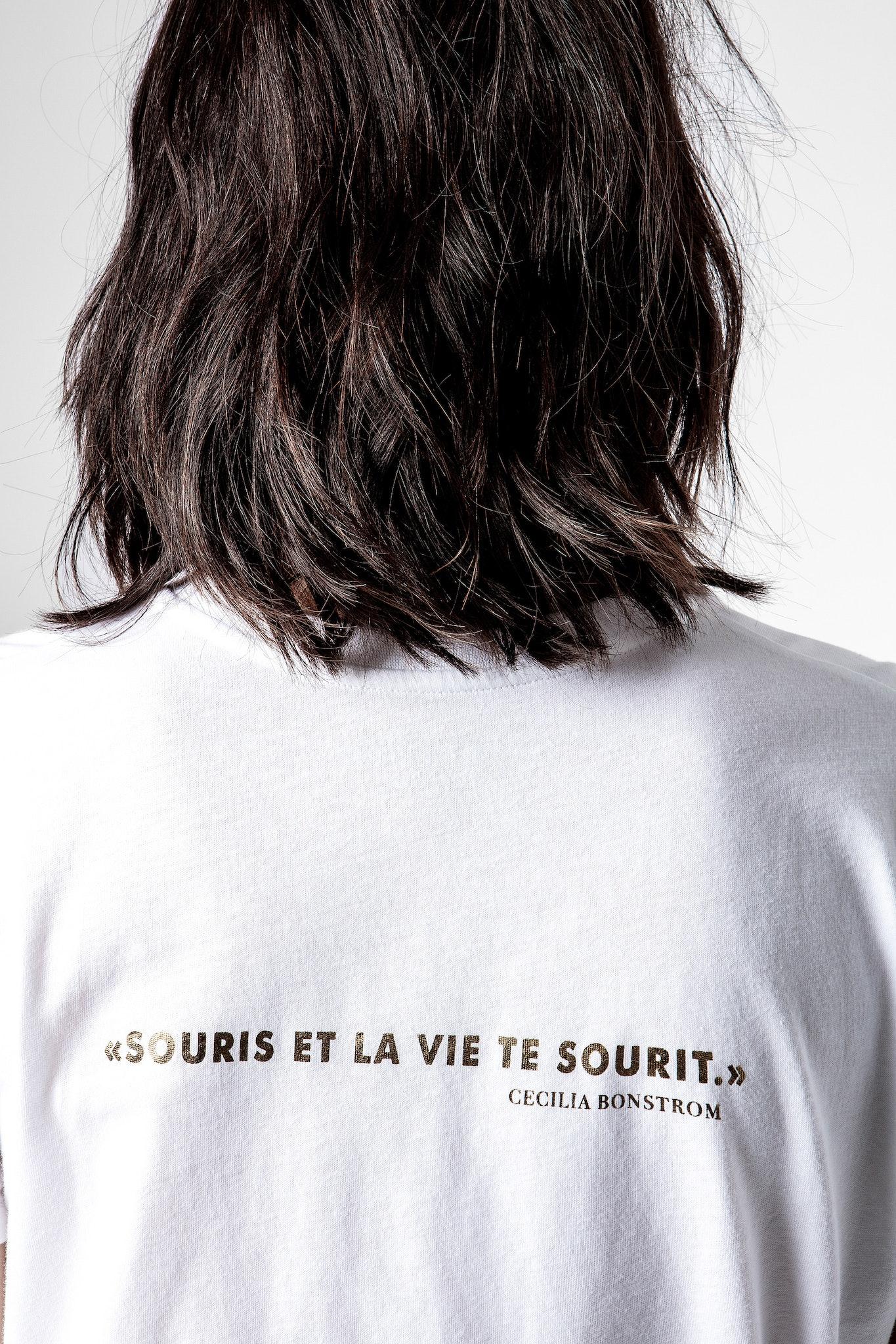 Camiseta Zoe Citation