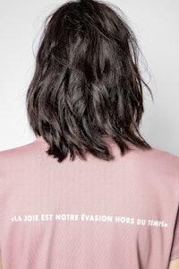 Zoe Citation T-shirt