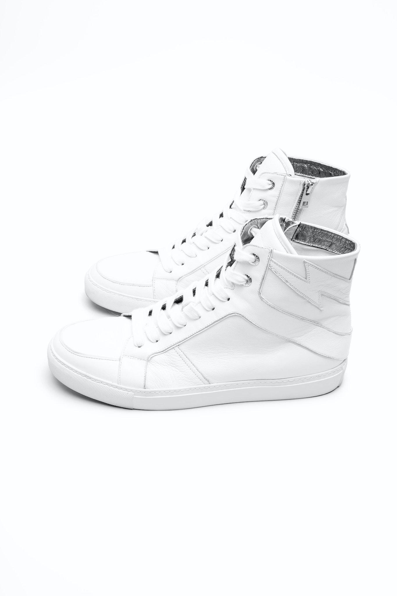 ZV1747 High Flash Men Sneakers
