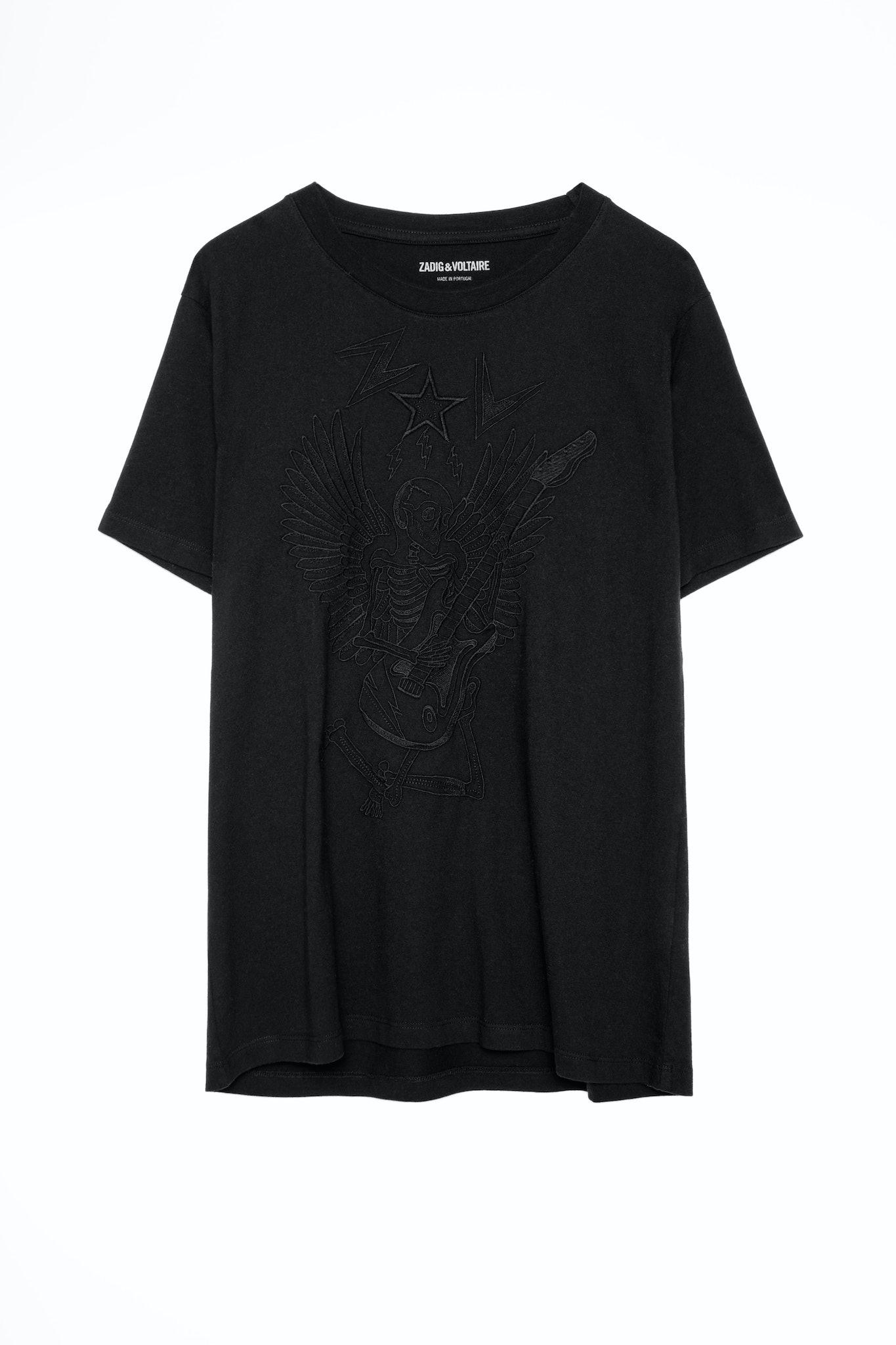 T-Shirt Walky Brodé