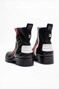 Empress Biker Boots