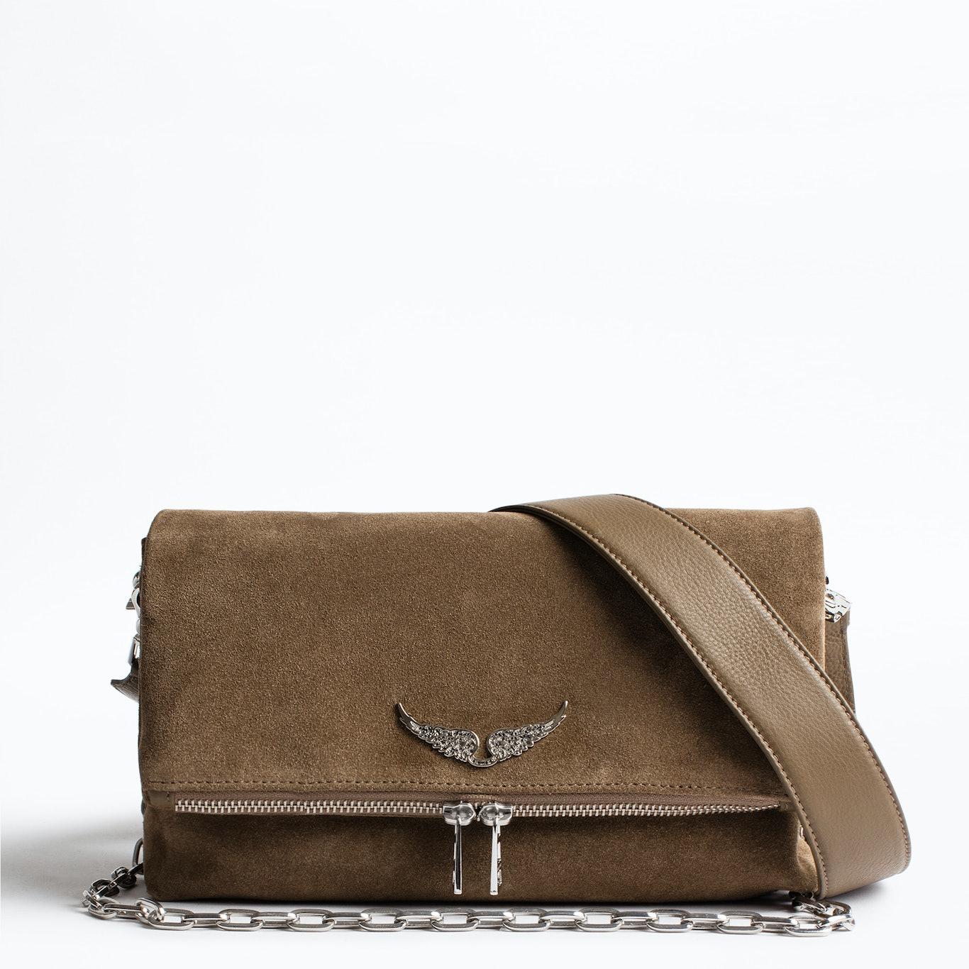 Rocky Suede Bag Bag Women S Zadig Voltaire