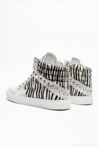 Zv1747 Mid Safari Sneakers