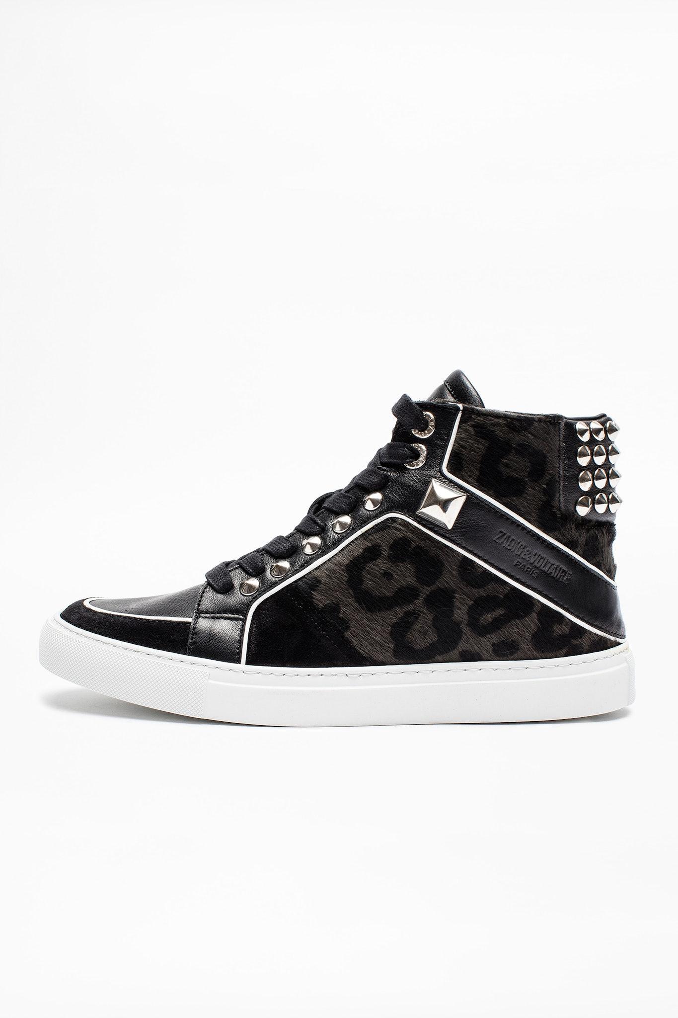 Sneaker Zadig High Safari