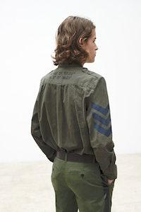Simon Army Shirt