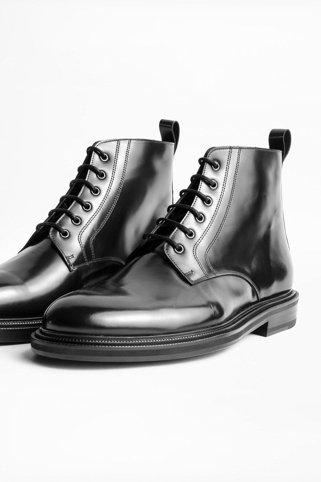 Luis Men Ankle Boots