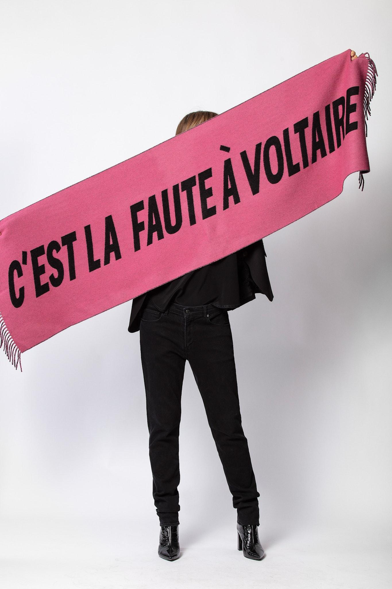 Elliot Voltaire Scarf
