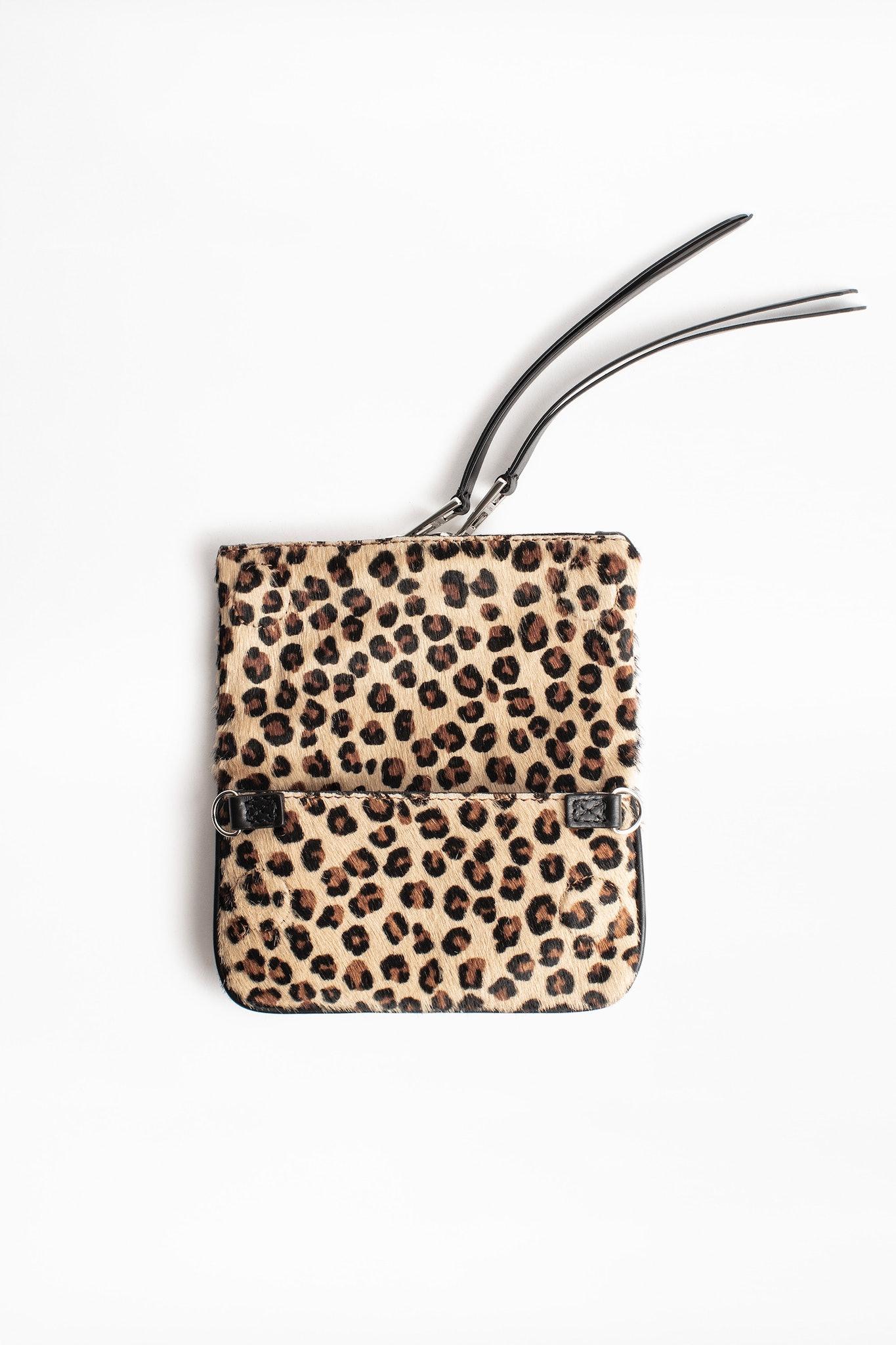 Bolso de mano Rock Nano Zip Leo