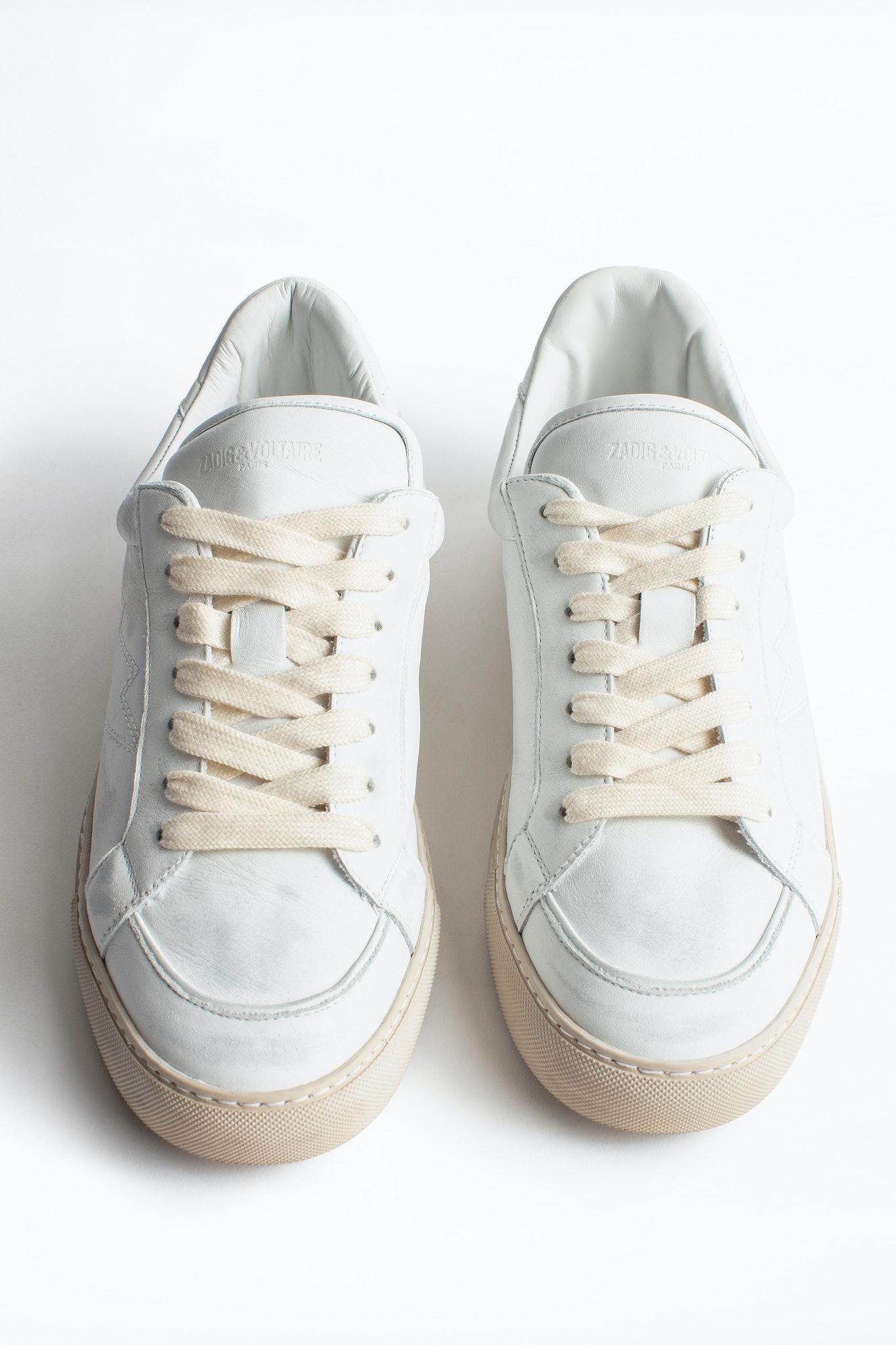 ZV1747 Low Used Men Sneakers