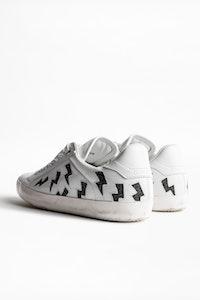 Sneakers Zadig Flash Lurex