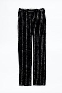 Pantalon Peter Velvet
