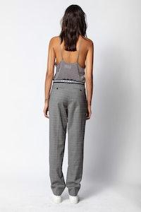 Profil Check Pants