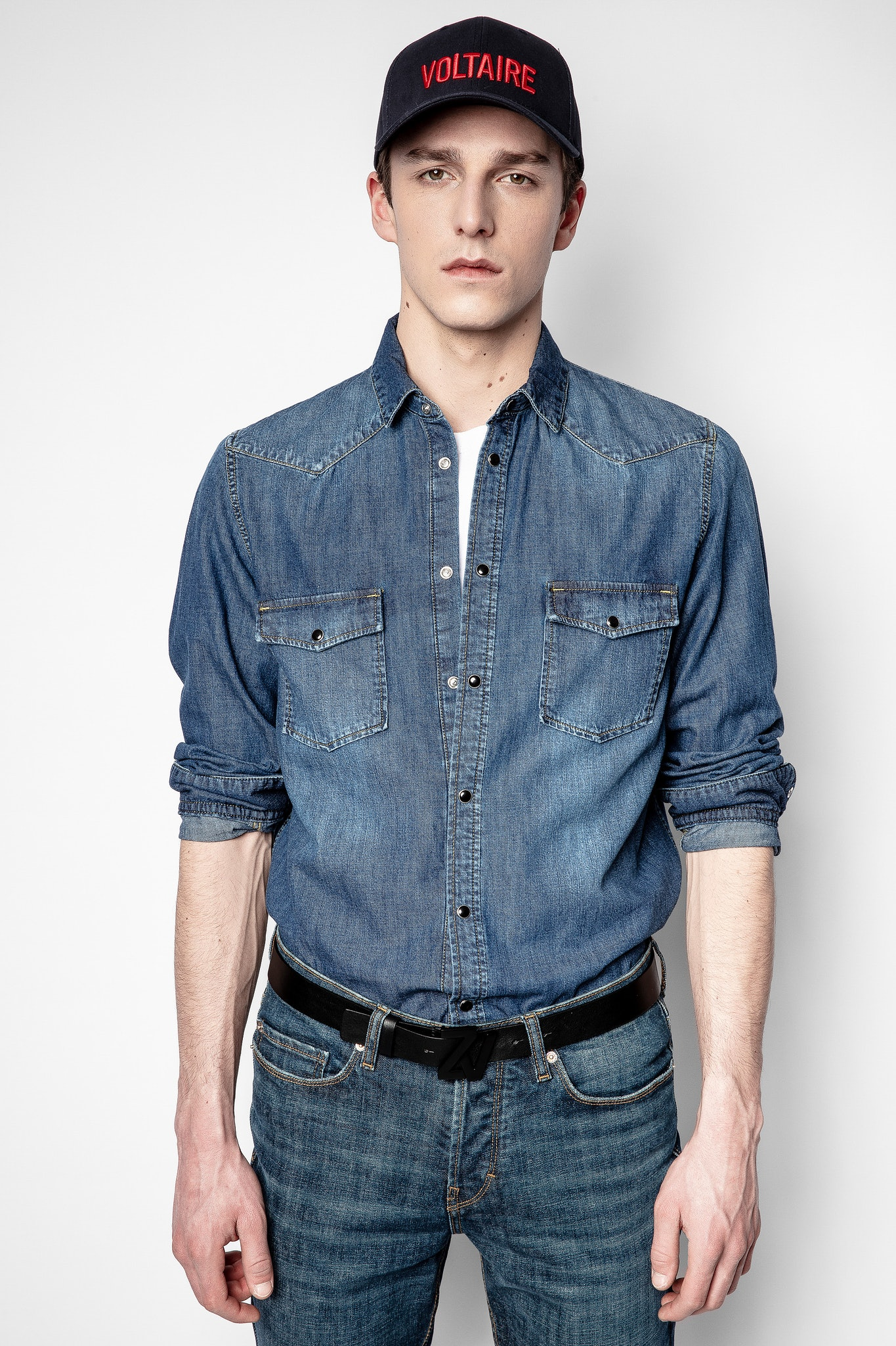 Stan Denim Shirt