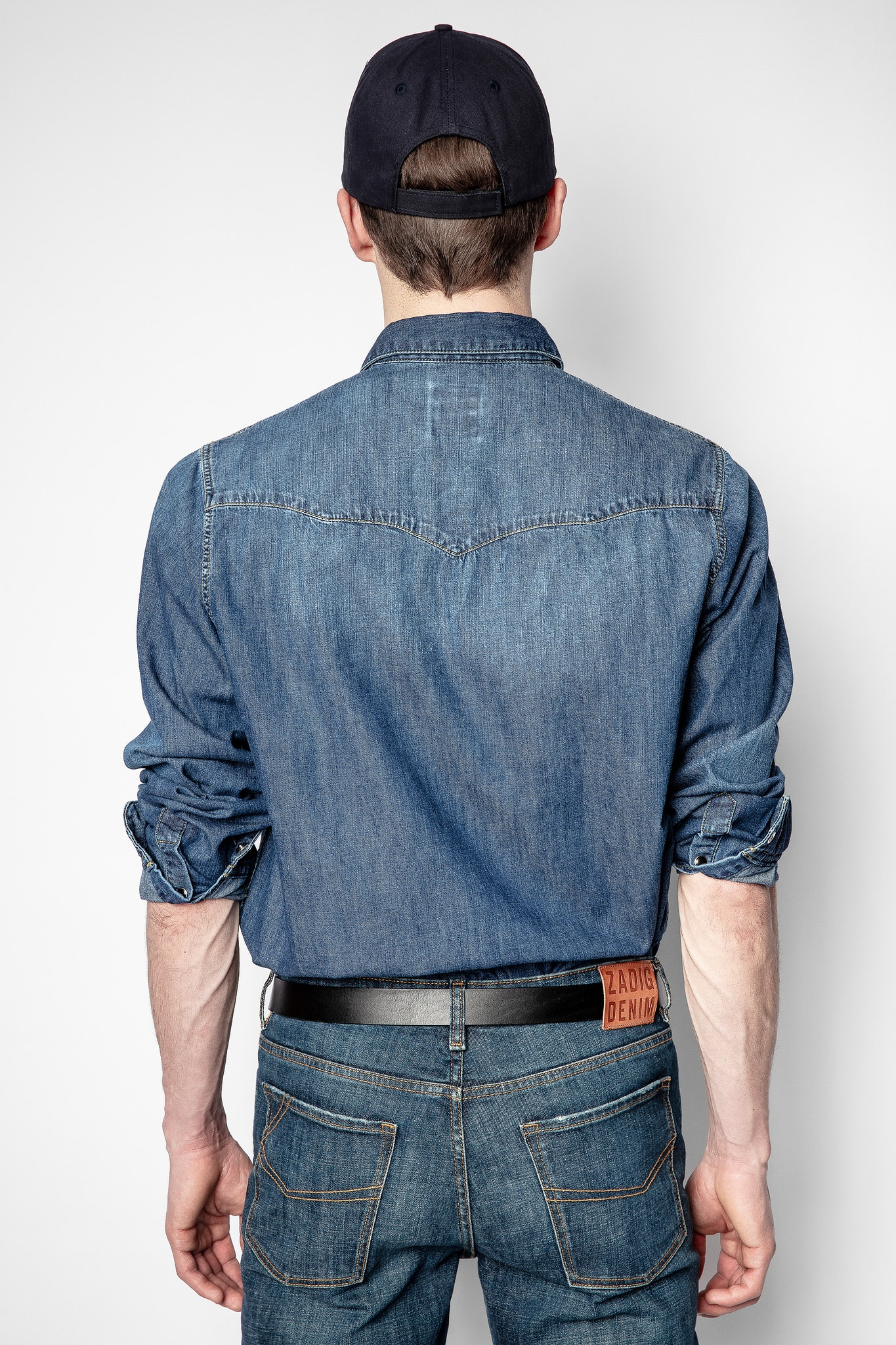 Stan Denim Shirt