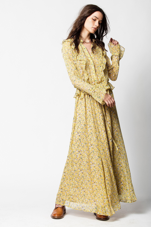 Robe Roma Anemone