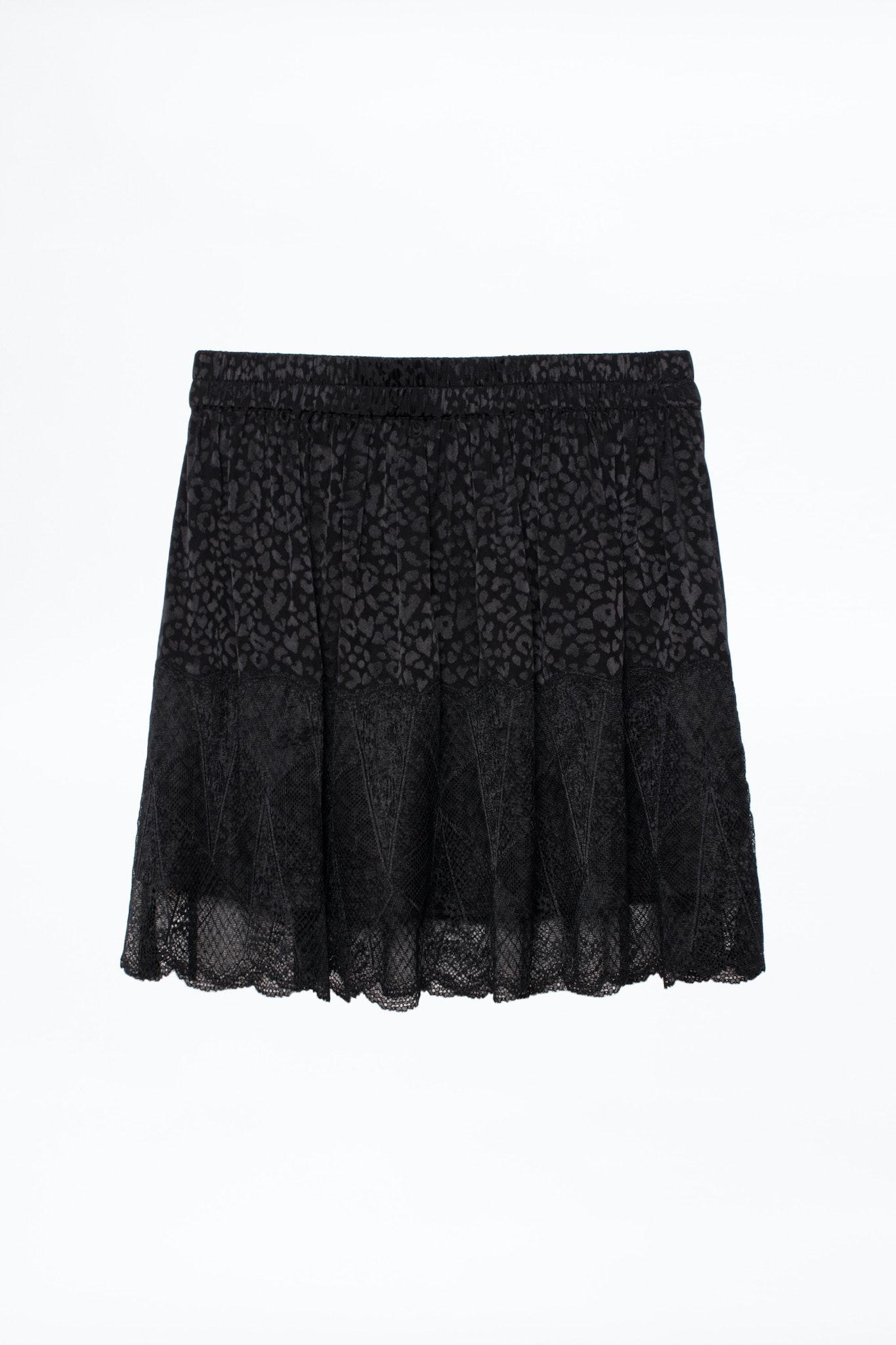 Jimy Lace Jac Leo Skirt