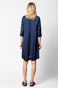 Roa Satin Dress