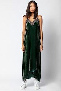 Risty Velvet Dress