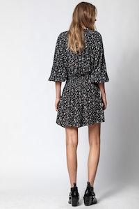 Right Mini Print Season Dress