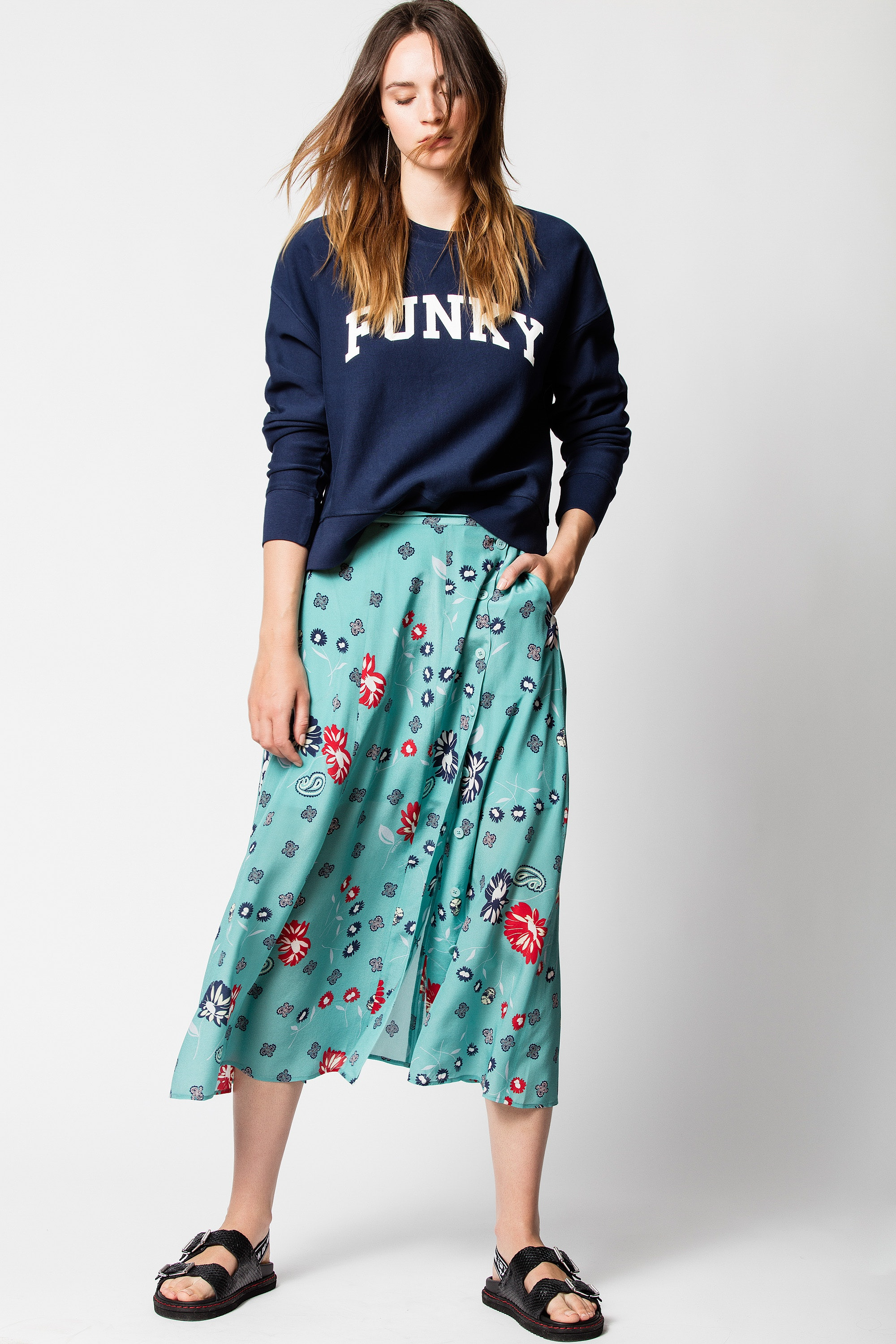 June Daisy Skirt
