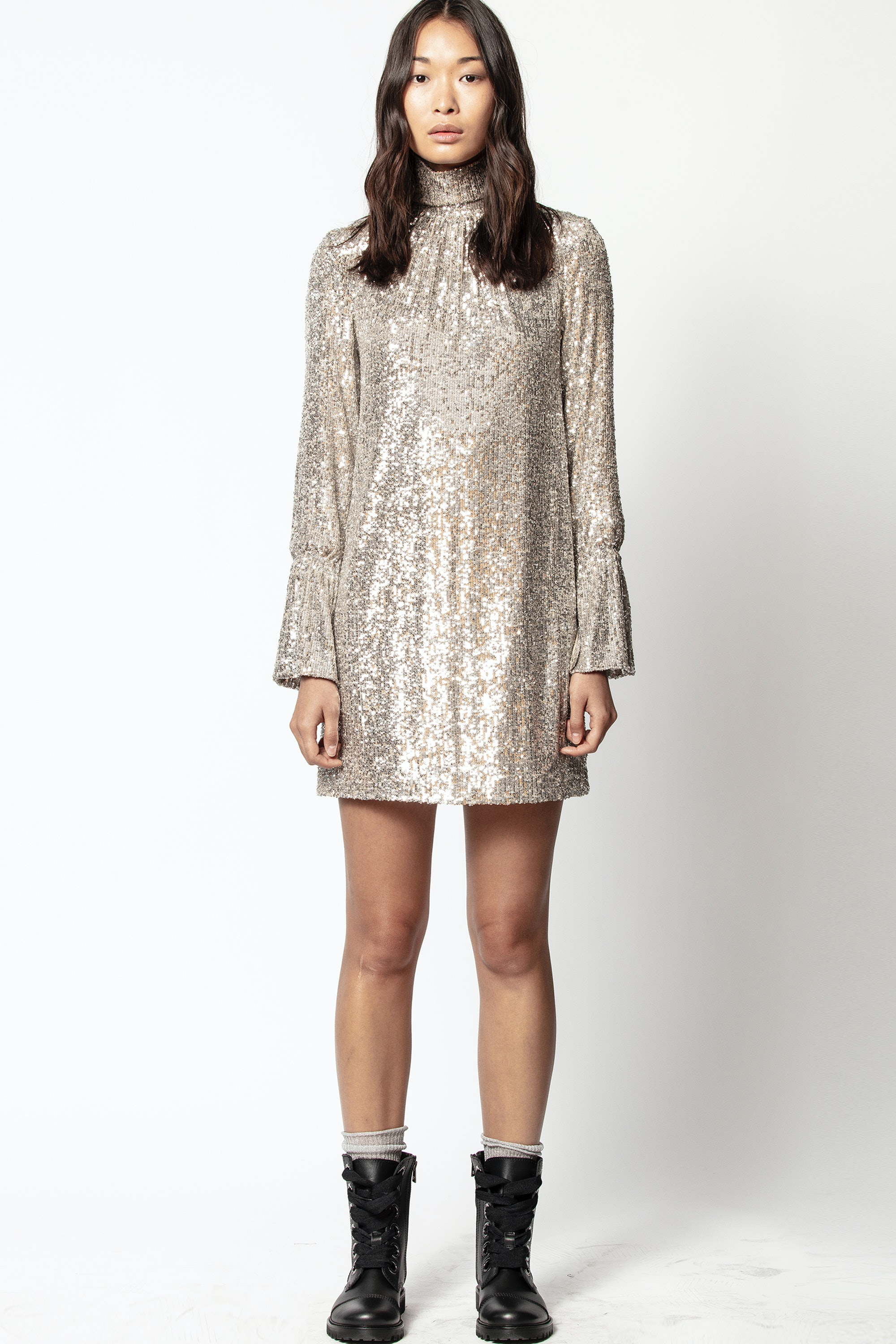Rumer Sequin Dress