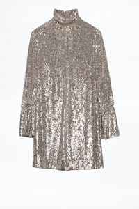 Robe Rumer Sequin