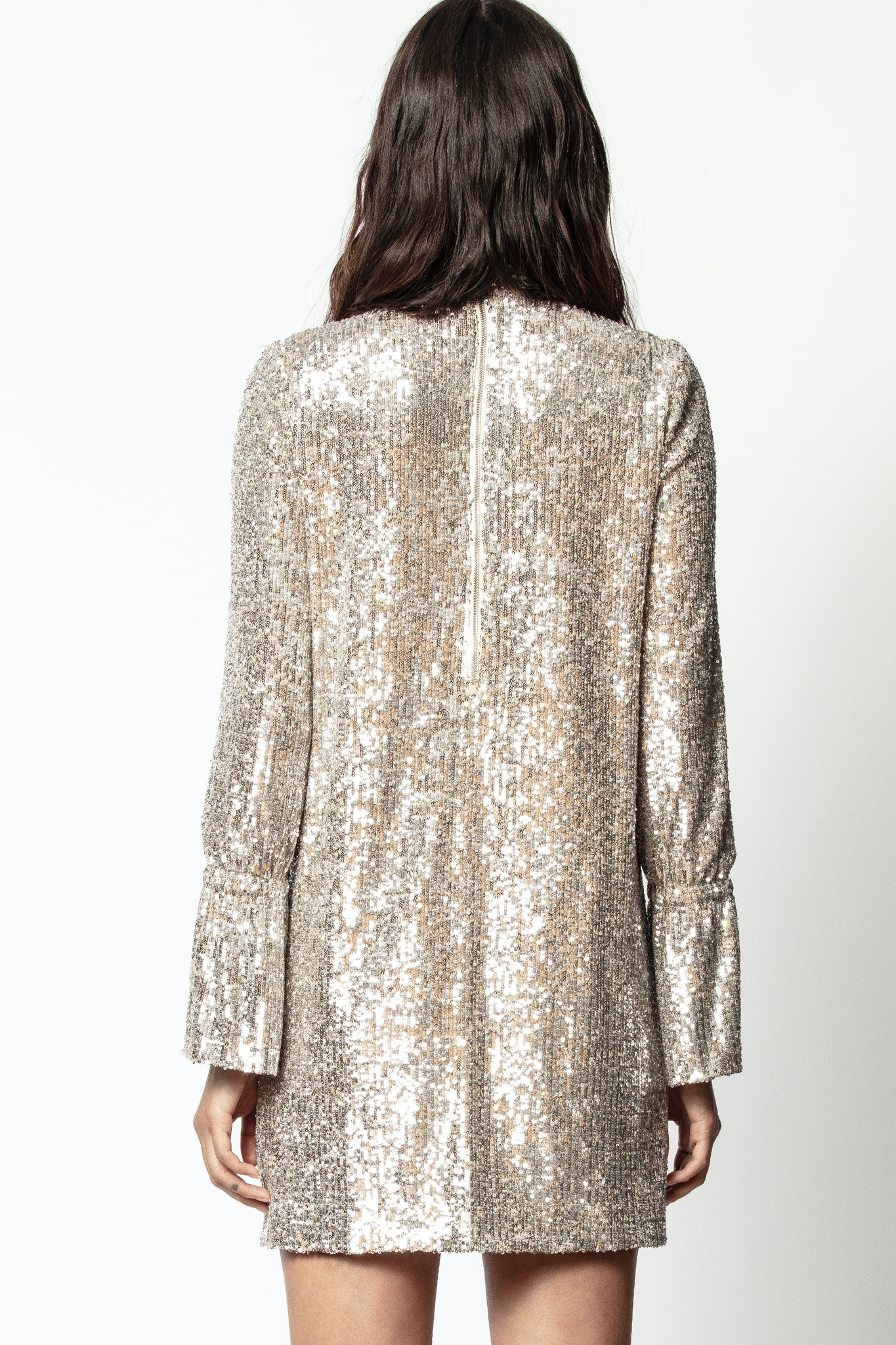 Robe Rumer Sequin