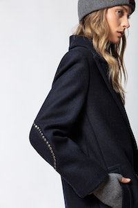 Motty Studs Coat