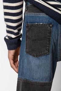 Dug Grey Show Jeans