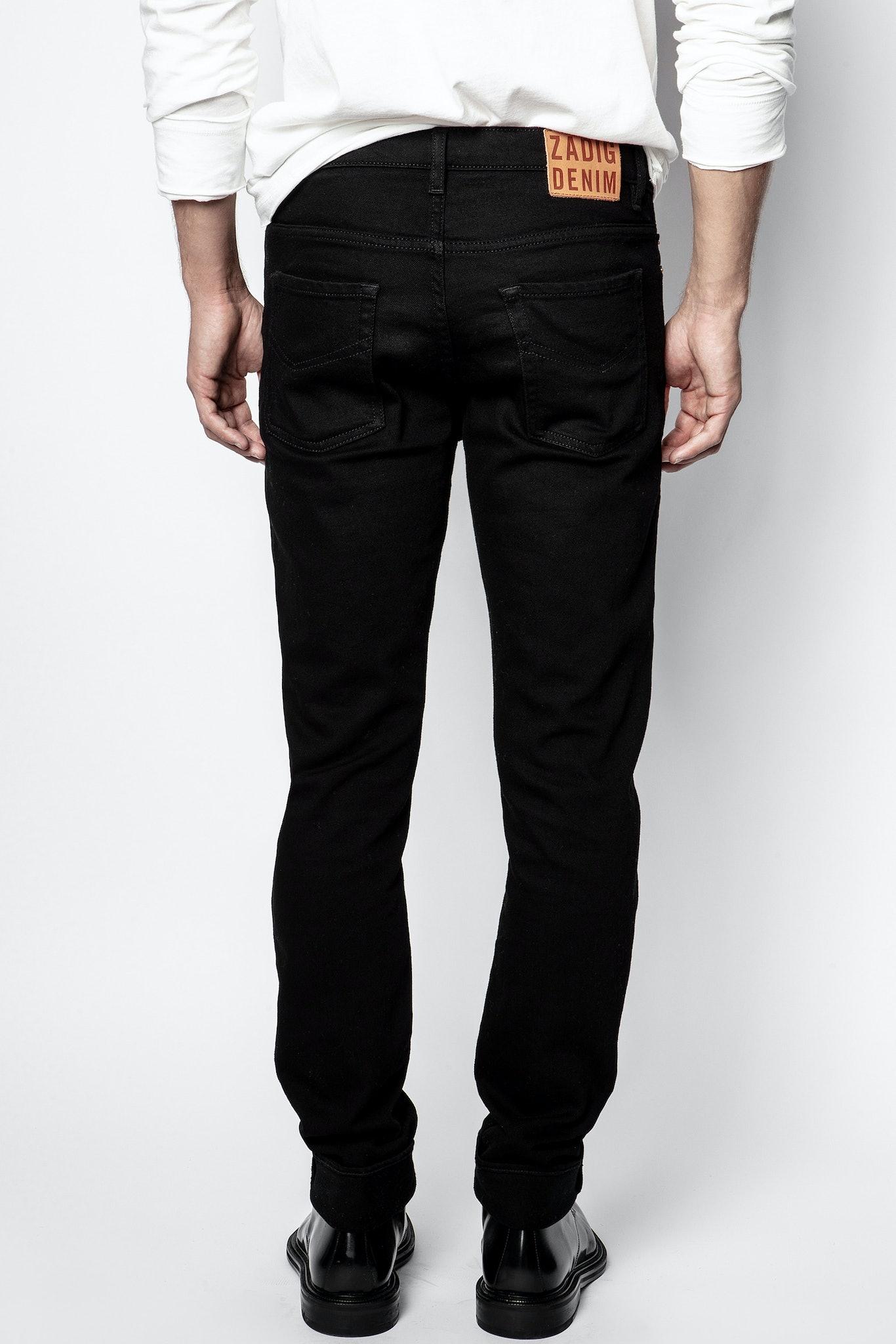 Jeans David Black