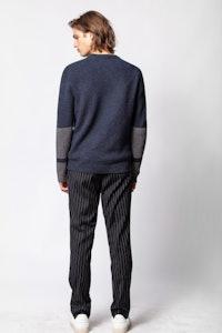 Pantalon Paddy Rayé