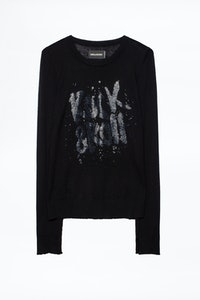 Source Strass Cachemire Sweater