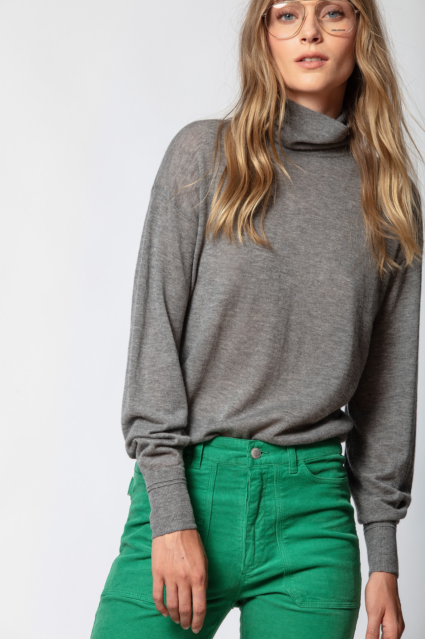 Tanvi Cashmere Sweater