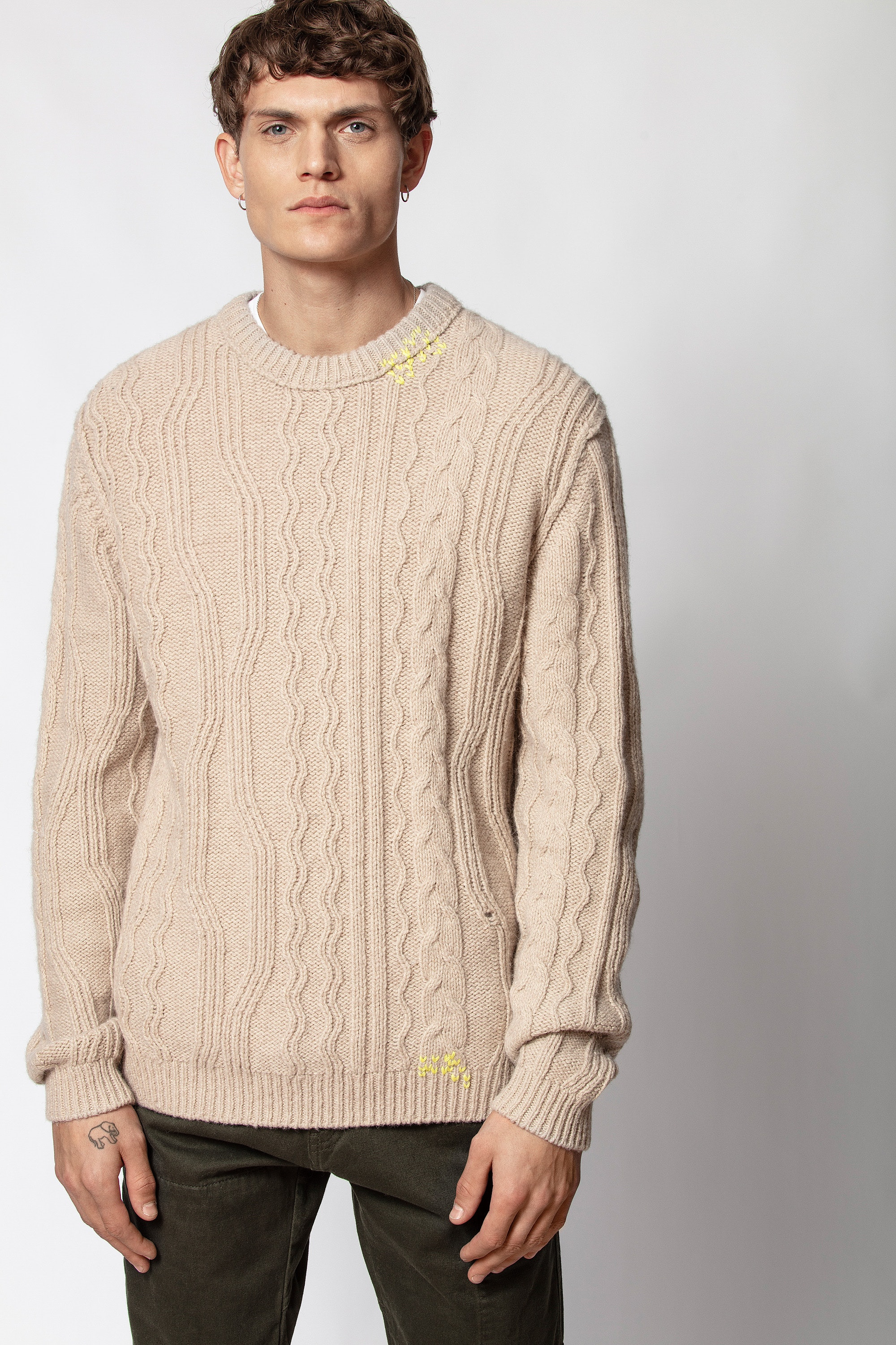 Liam Baco Sweater