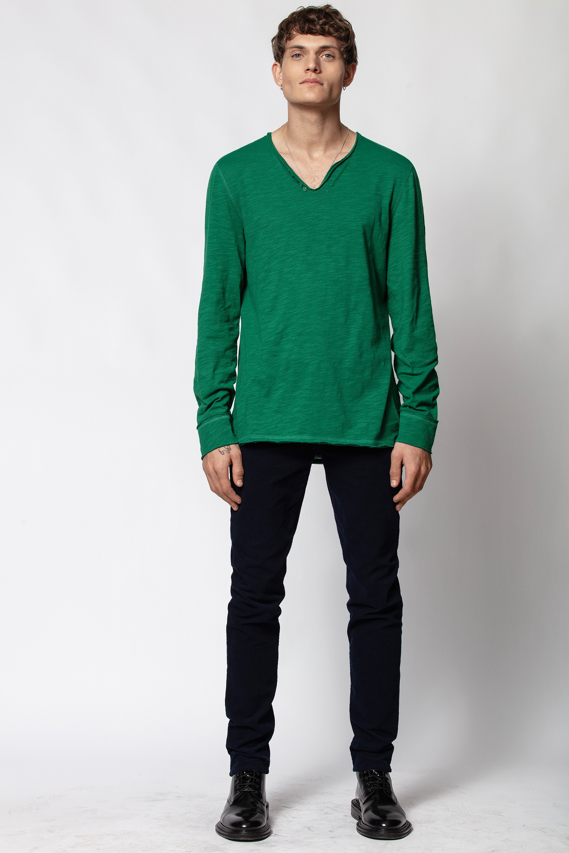 T-Shirt Monastir Flammé