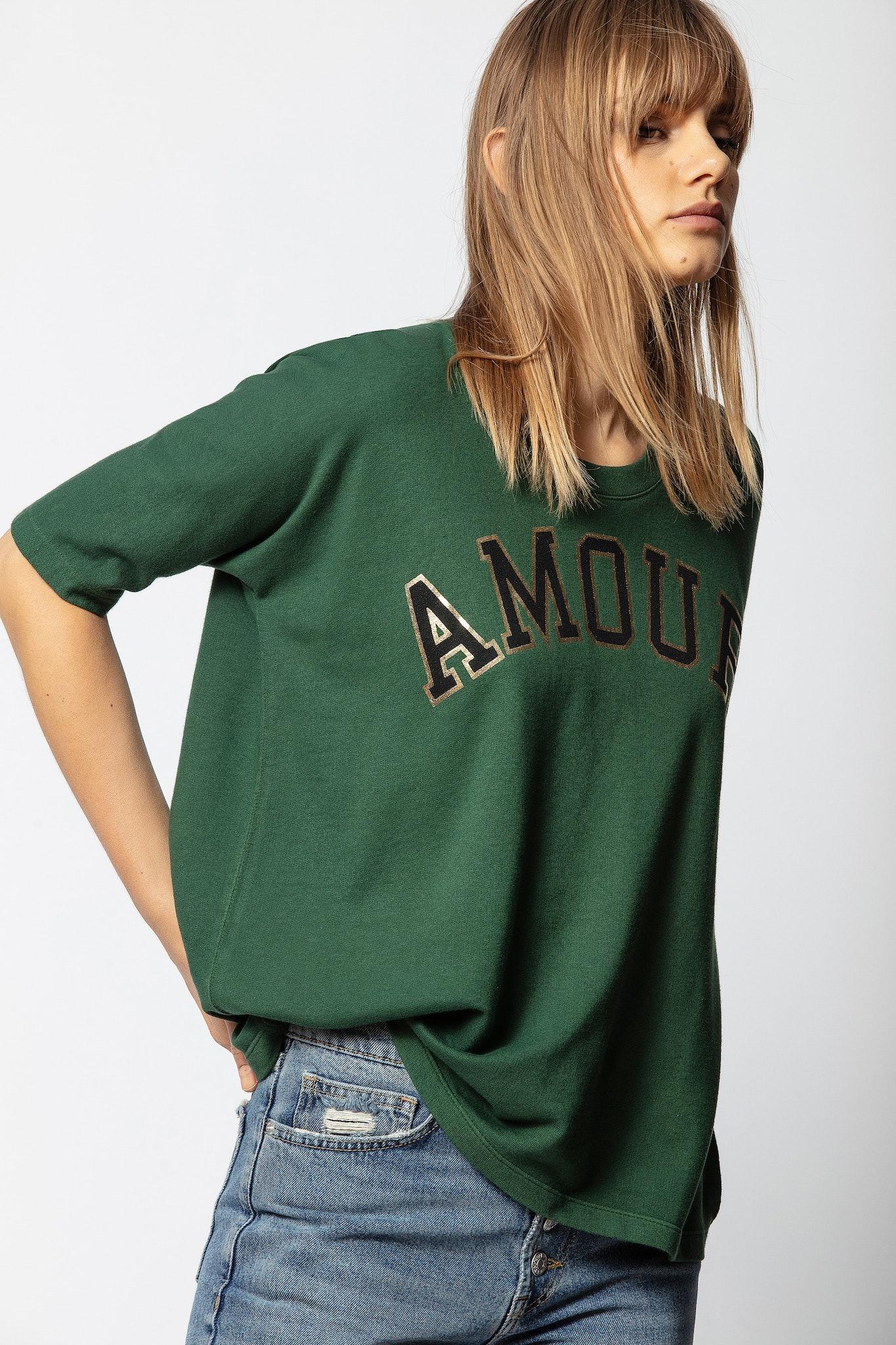 Sweatshirt Portland Amour