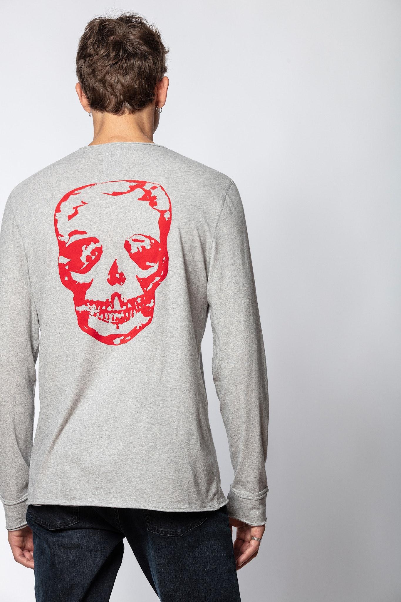 T-Shirt Monastir Skull Used