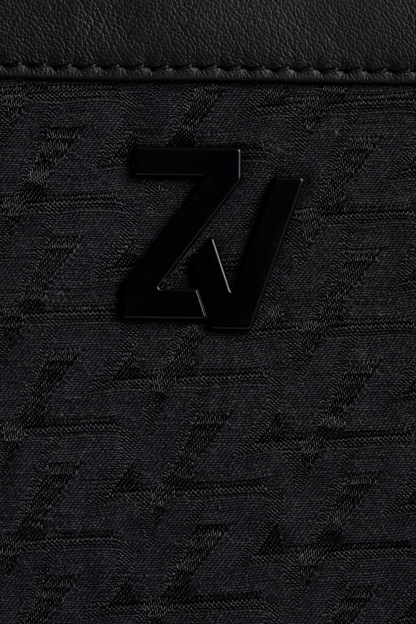 Bolso de mano ZV Initiale John Monogram
