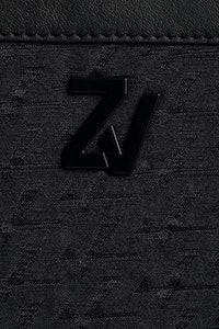 Pochette ZV Initiale John Monogram